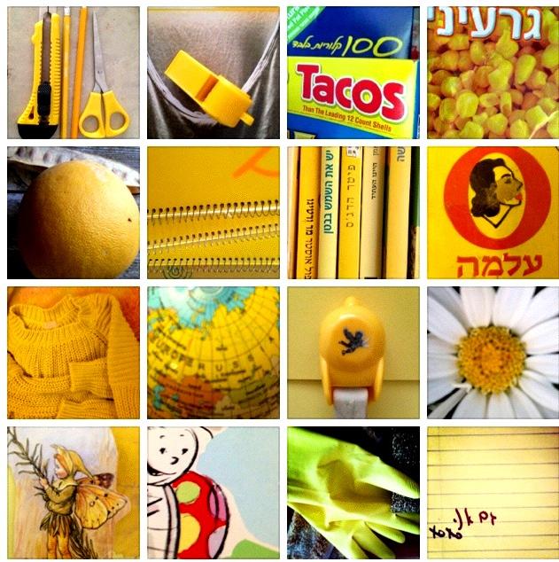 צהובה גלריה
