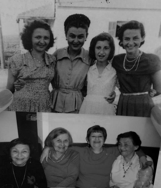 אחיות בנות דודות
